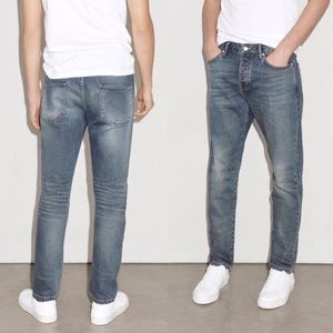 Stretch Taper Jeans by Topman   NWT